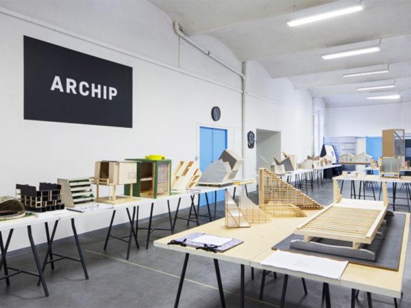 Институт архитектуры в Праге ARCHIP