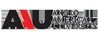 Логотип: Англо-Американский университет (Anglo-American University)