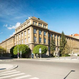 Химико-технологический университет VŠCHT