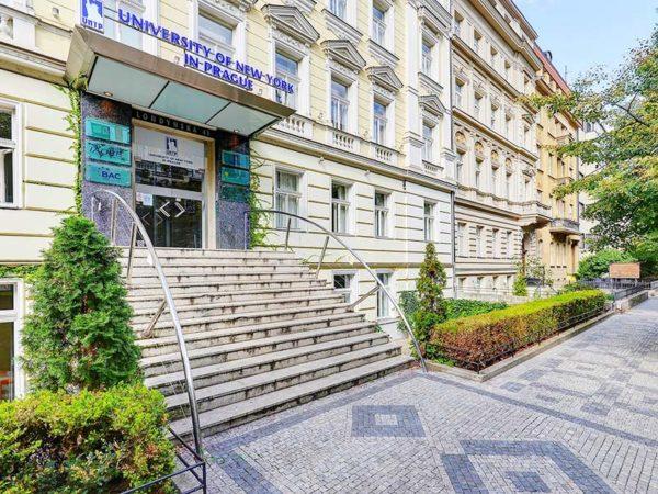 Нью-Йоркский Университет в Праге (University of New York in Prague)