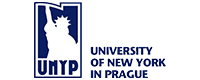 Логотип: Нью-Йоркский Университет в Праге (University of New York in Prague)