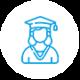 Более 75% взрослых студентов, начиная с нуля, доходят до уровней В1, В2 и С1